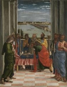 Mantegna - Śmierć Dziewicy