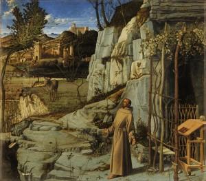 Bellini - Sw Franciszek ekstaza
