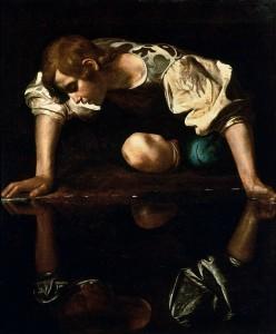Caravaggio - Narcyz