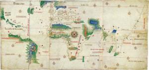 Cantino_planisphere_(1502)