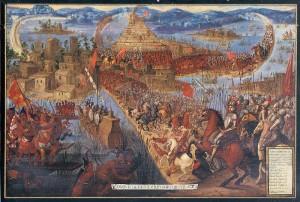 Podboj Tenochtitlan