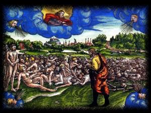 """""""Ożywienie poległych Izraelitów"""""""