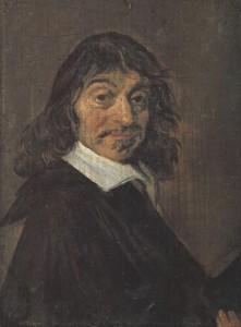"Frans Hals, ""Portret Rene Descartesa"""