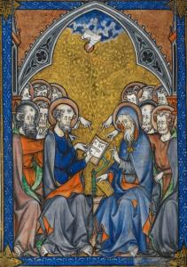 """""""Apostołowie spisujący wyznanie wiary"""""""